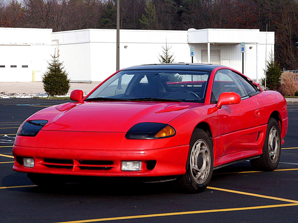 Dodge Stealth #6