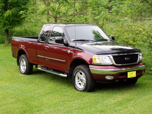 2004 Ford F-150 Heritage #5