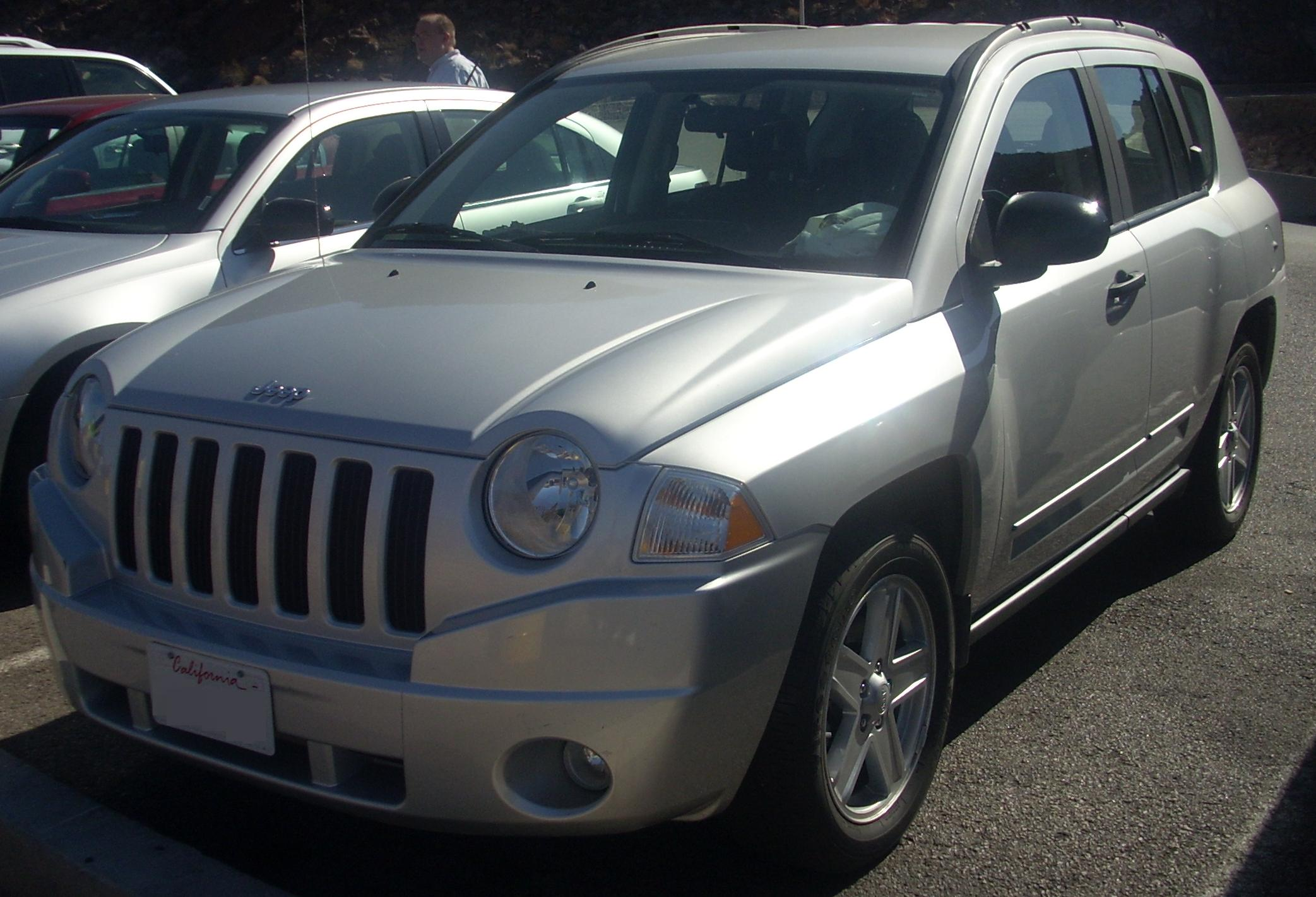 2008 jeep compass photos informations articles. Black Bedroom Furniture Sets. Home Design Ideas