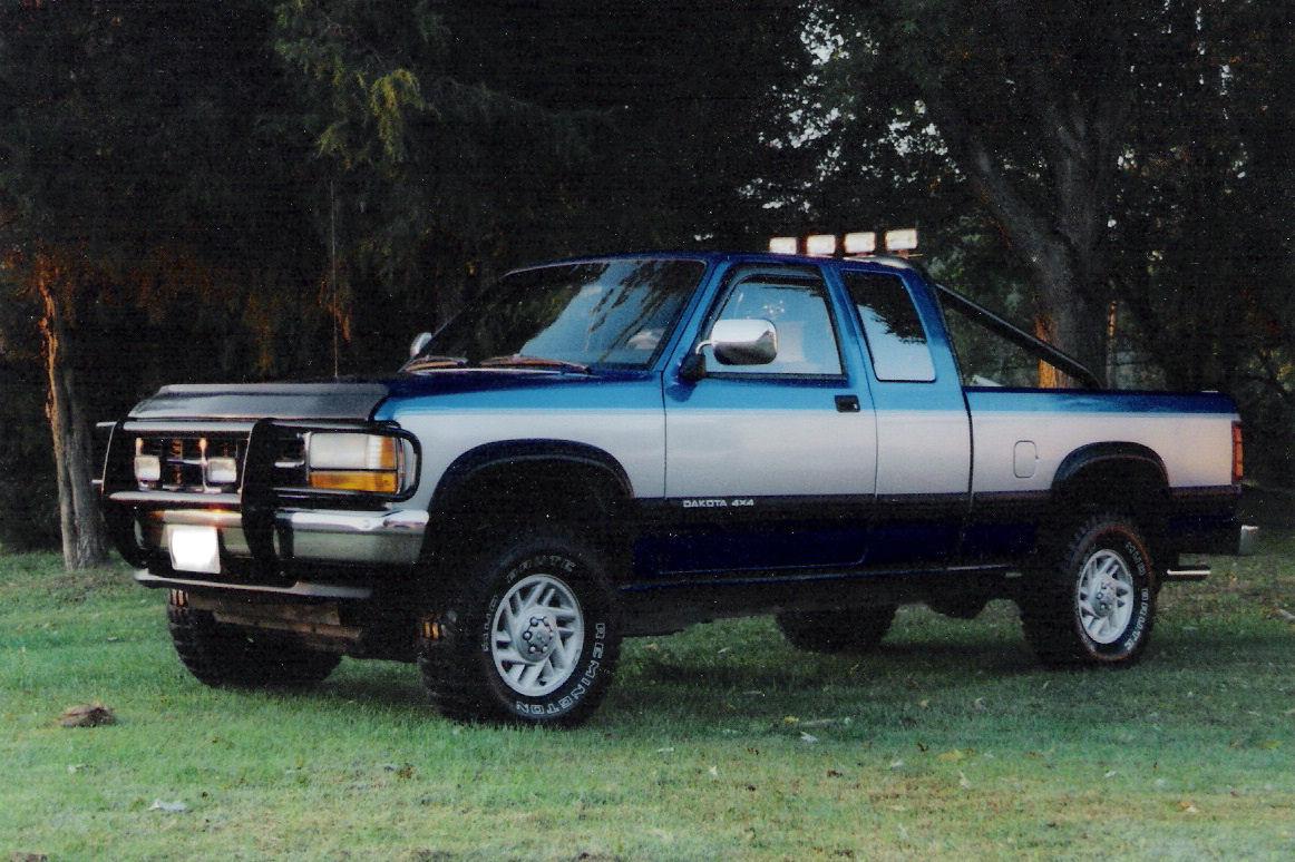 1992 Dodge Dakota #8