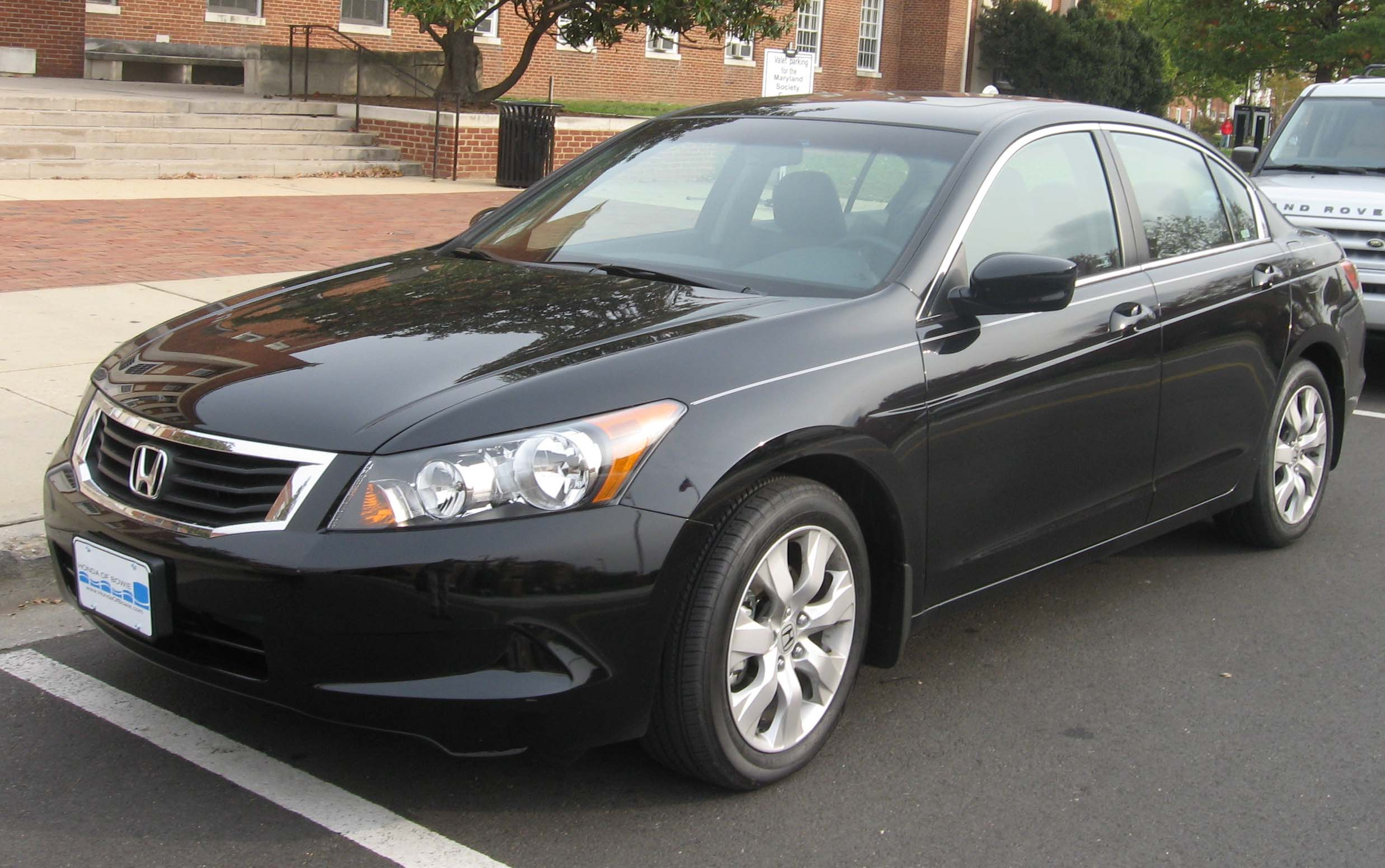 2007 Honda Accord #7