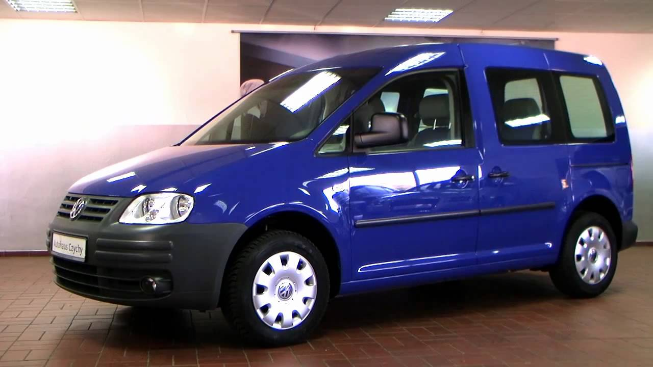 2005 Volkswagen Caddy #7
