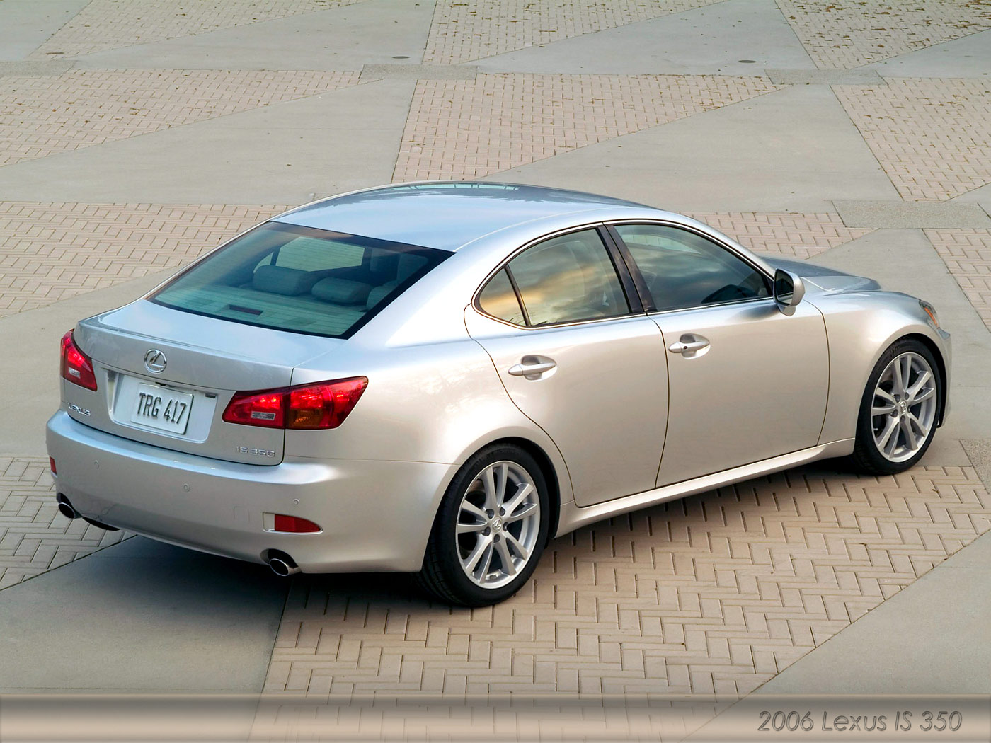 2006 Lexus Is 350 #11