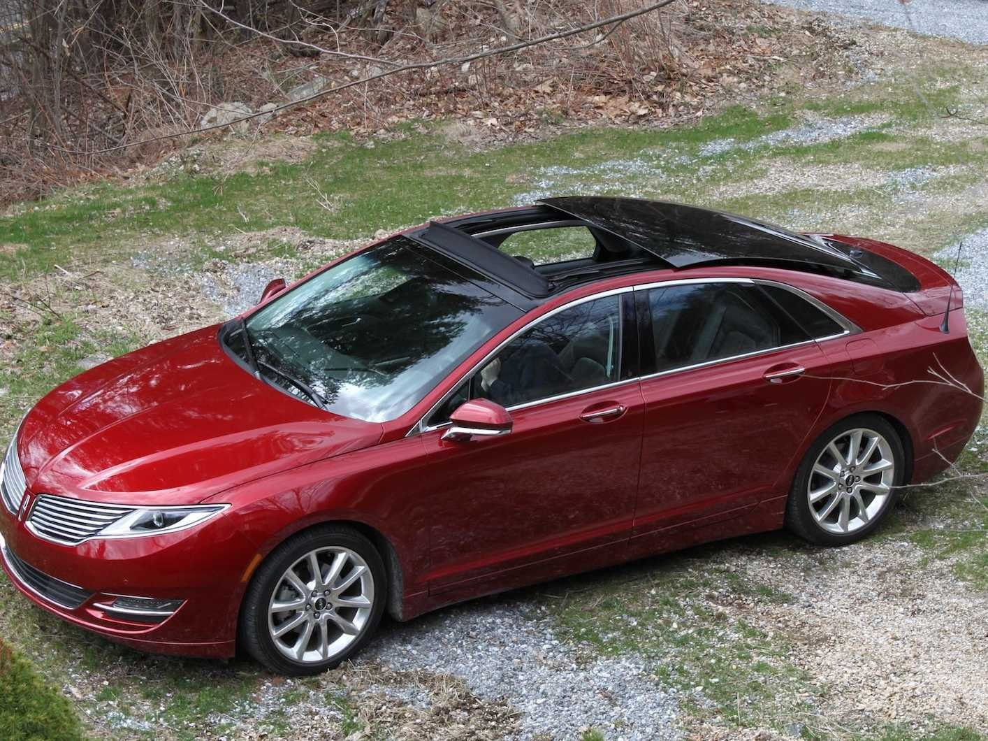 2014 Lincoln Mkz #6