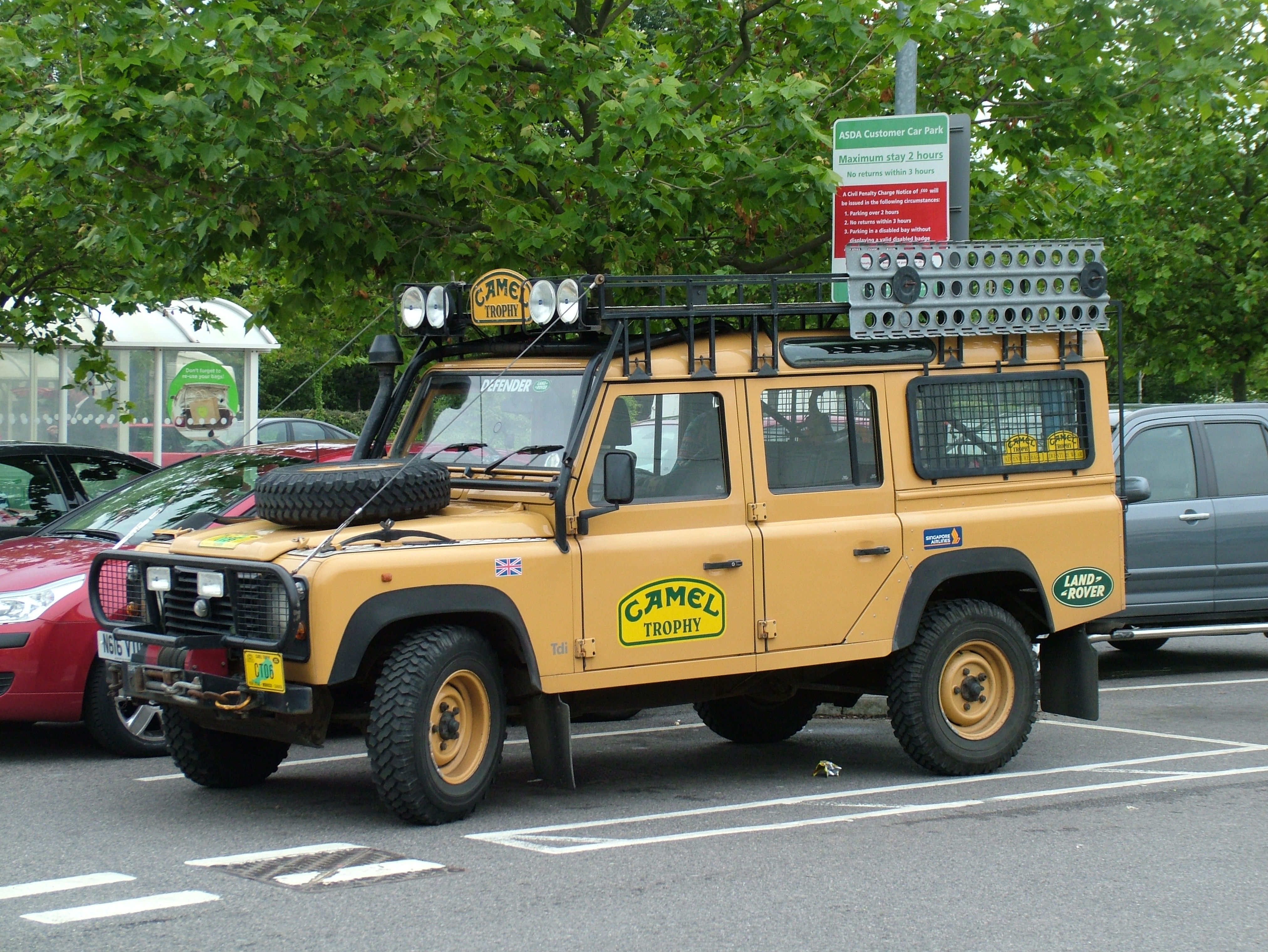 1995 Land Rover Defender #20
