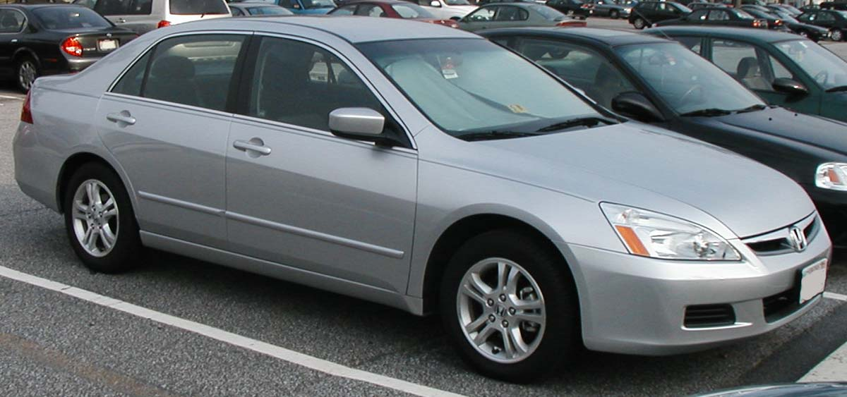 2006 Honda Accord #11