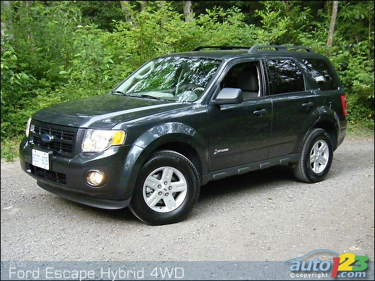 2009 Ford Escape Hybrid #9
