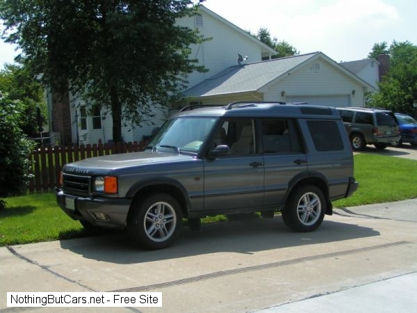 2002 Land Rover Discovery Series Ii #7