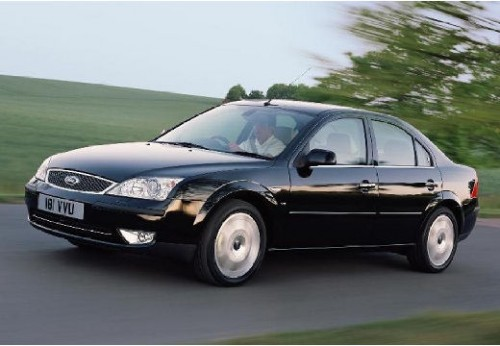 2005 Ford Mondeo #13