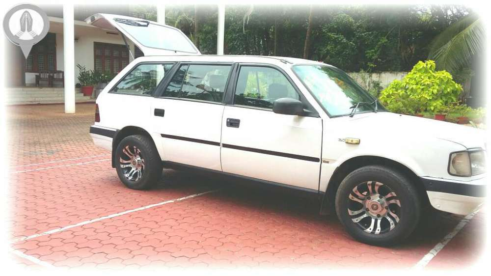 1994 Tata Estate #4