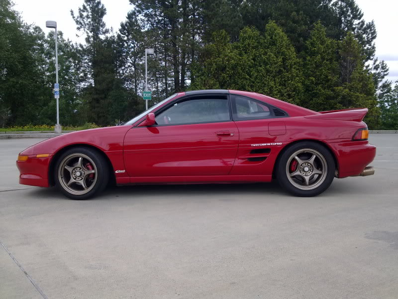1992 Toyota Mr2 #18