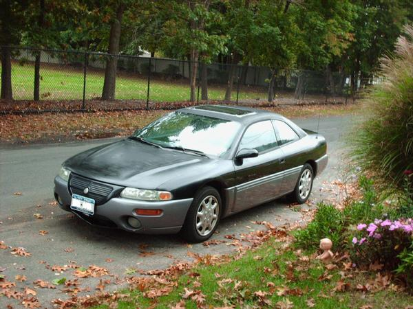 1996 Chrysler Sebring #7