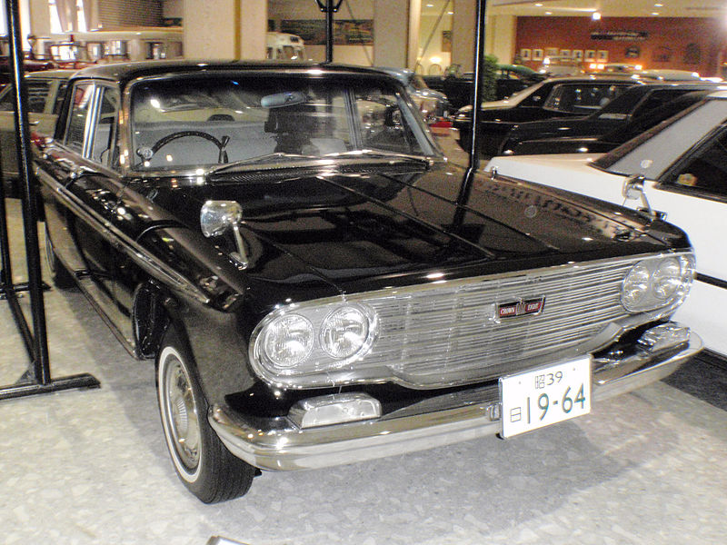 1964 Toyota Crown #14