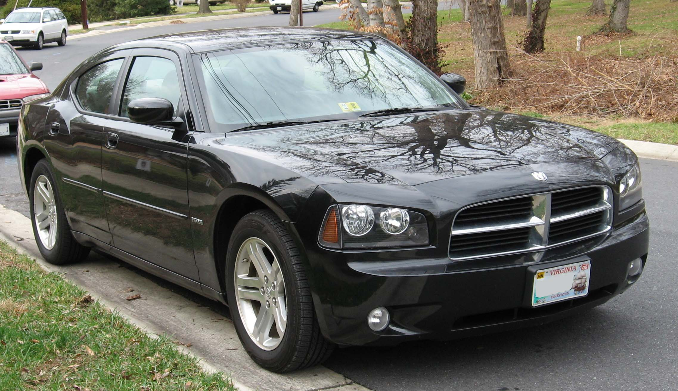 2007 Dodge Charger #2
