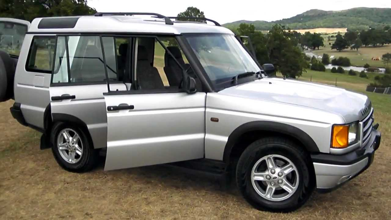 2002 Land Rover Discovery Series Ii #5