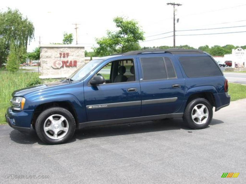 2004 Chevrolet Trailblazer #9