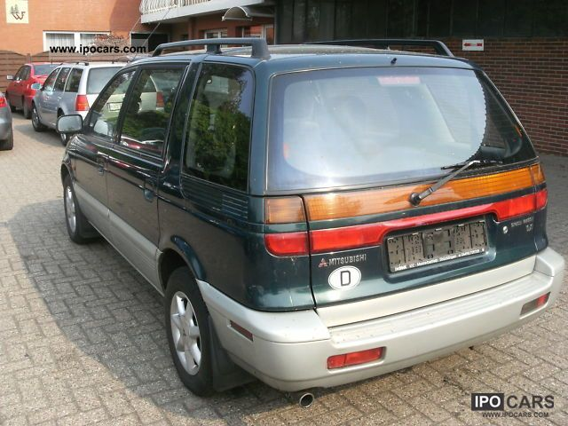 1997 Mitsubishi Space Wagon #12