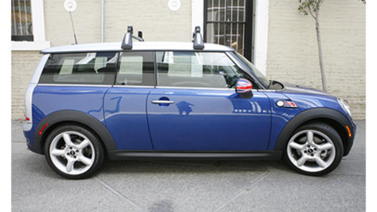 2008 mini cooper clubman photos informations articles. Black Bedroom Furniture Sets. Home Design Ideas