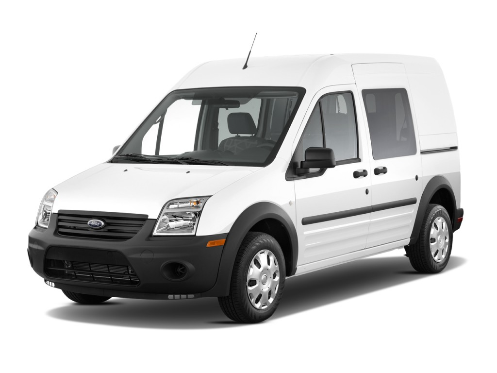 2010 Ford Transit Connect #9
