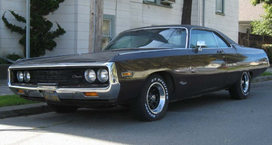 1971 Chrysler Newport #7