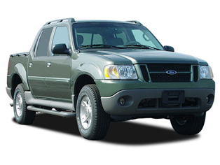 2003 Ford Explorer Sport Trac #13