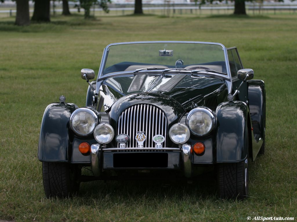 1996 Morgan Plus 4 #7