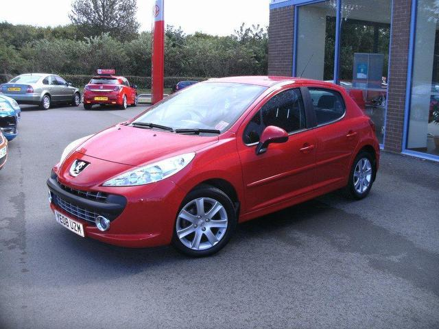 2008 Peugeot 207 Photos Informations Articles