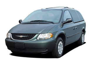 2004 Chrysler Town And Country #4