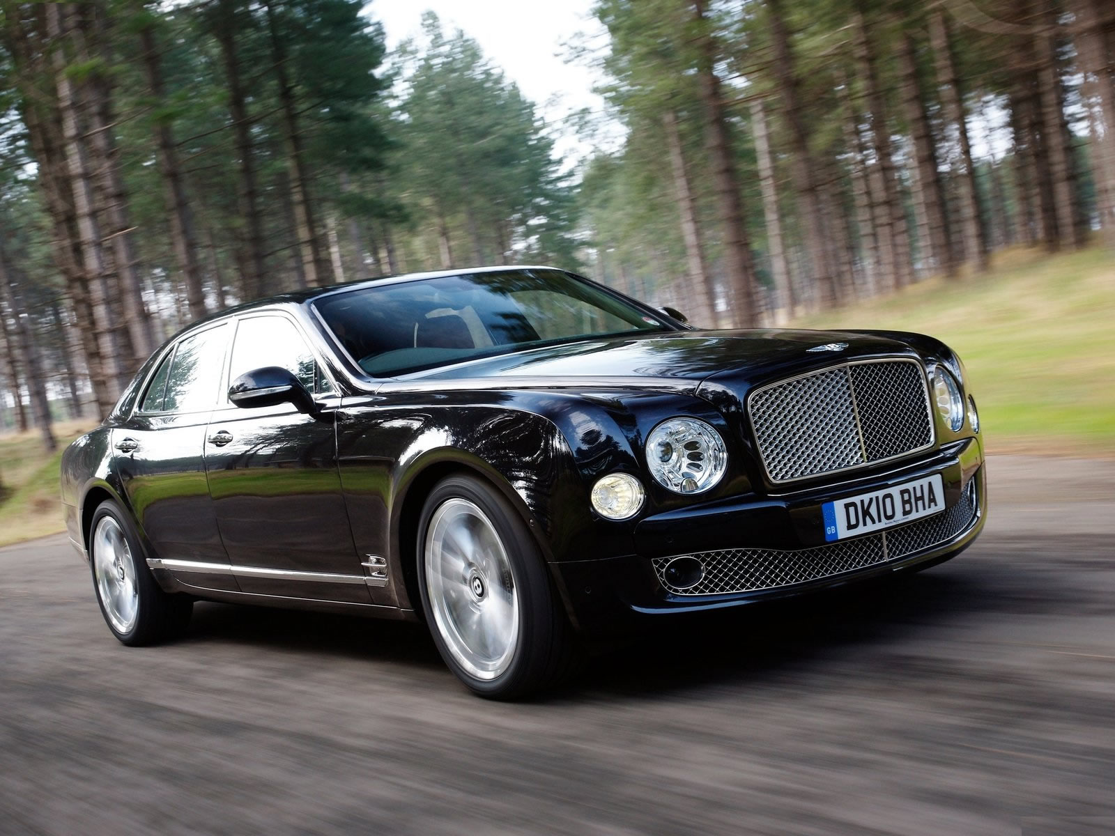 2011 Bentley Continental Flying Spur Speed #10