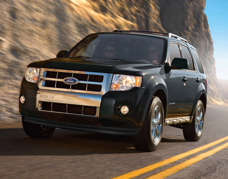 2010 Ford Escape Hybrid #2
