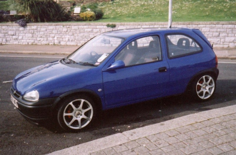 1997 opel corsa photos informations articles. Black Bedroom Furniture Sets. Home Design Ideas