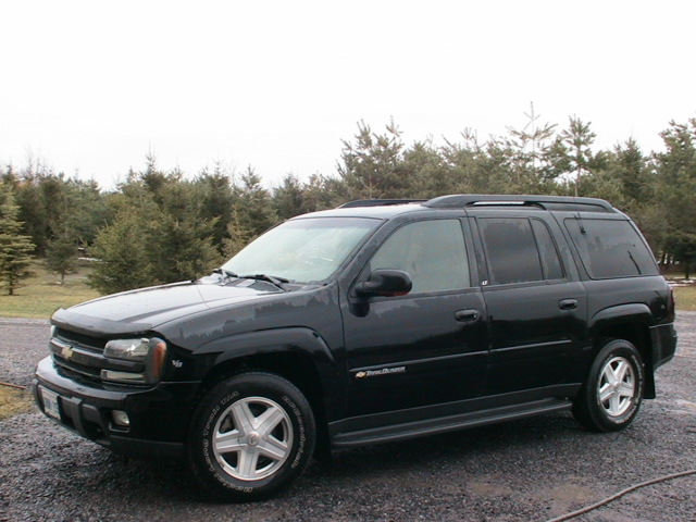 2006 Chevrolet Trailblazer #13