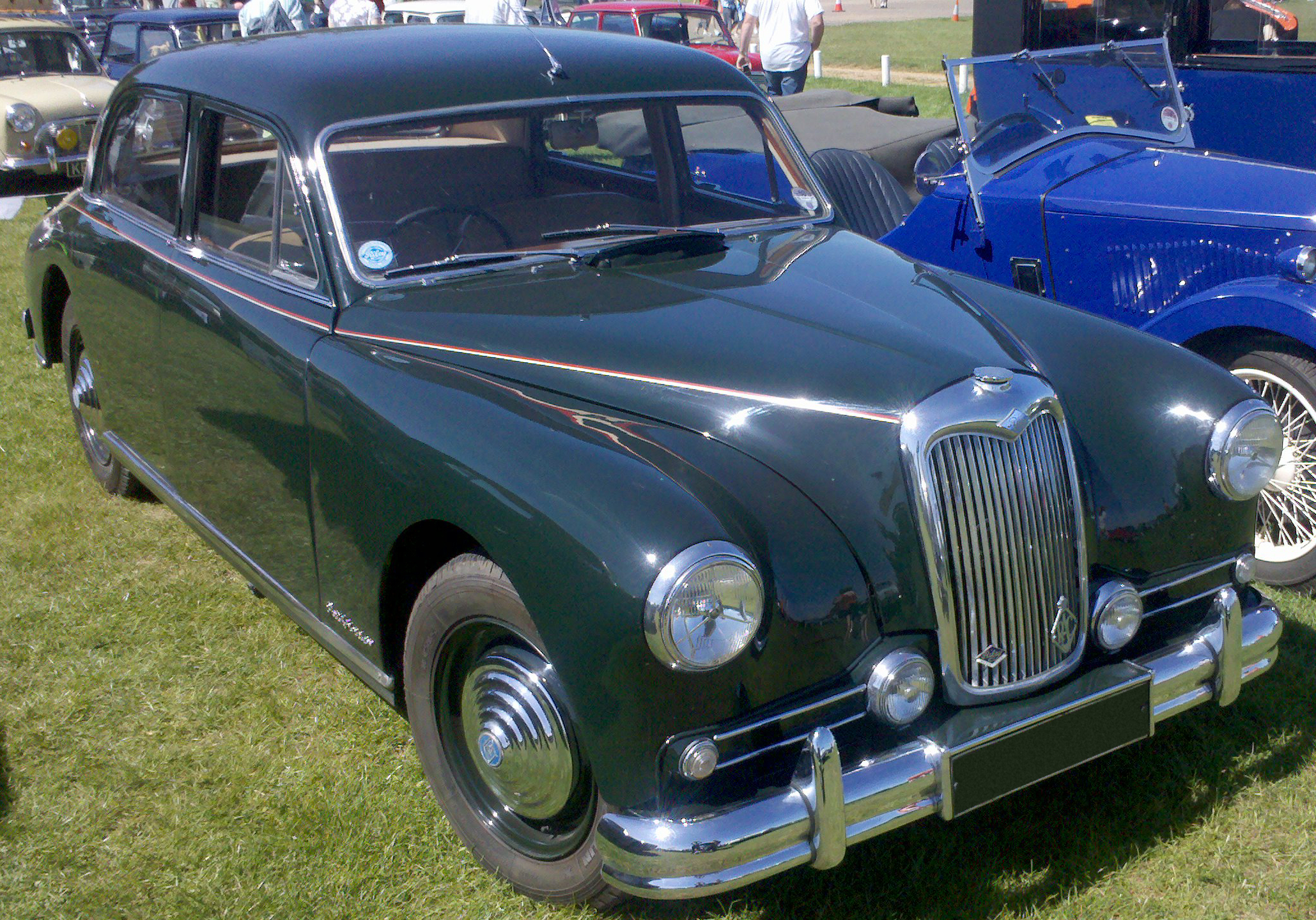 1955 Riley Pathfinder #5