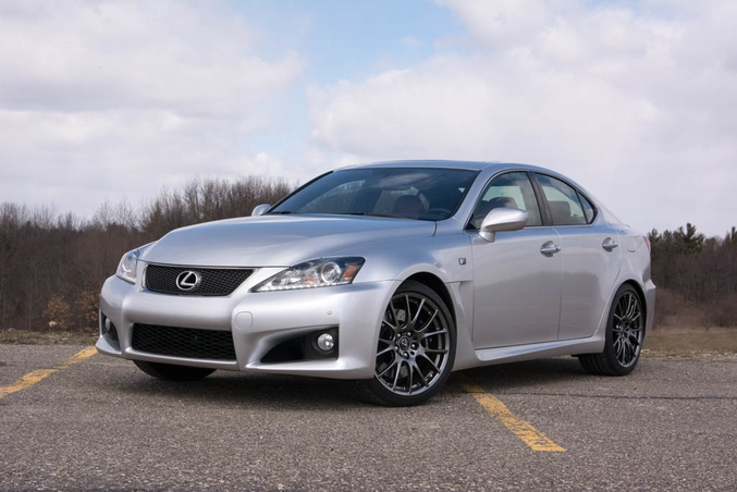 2013 Lexus Is F #8