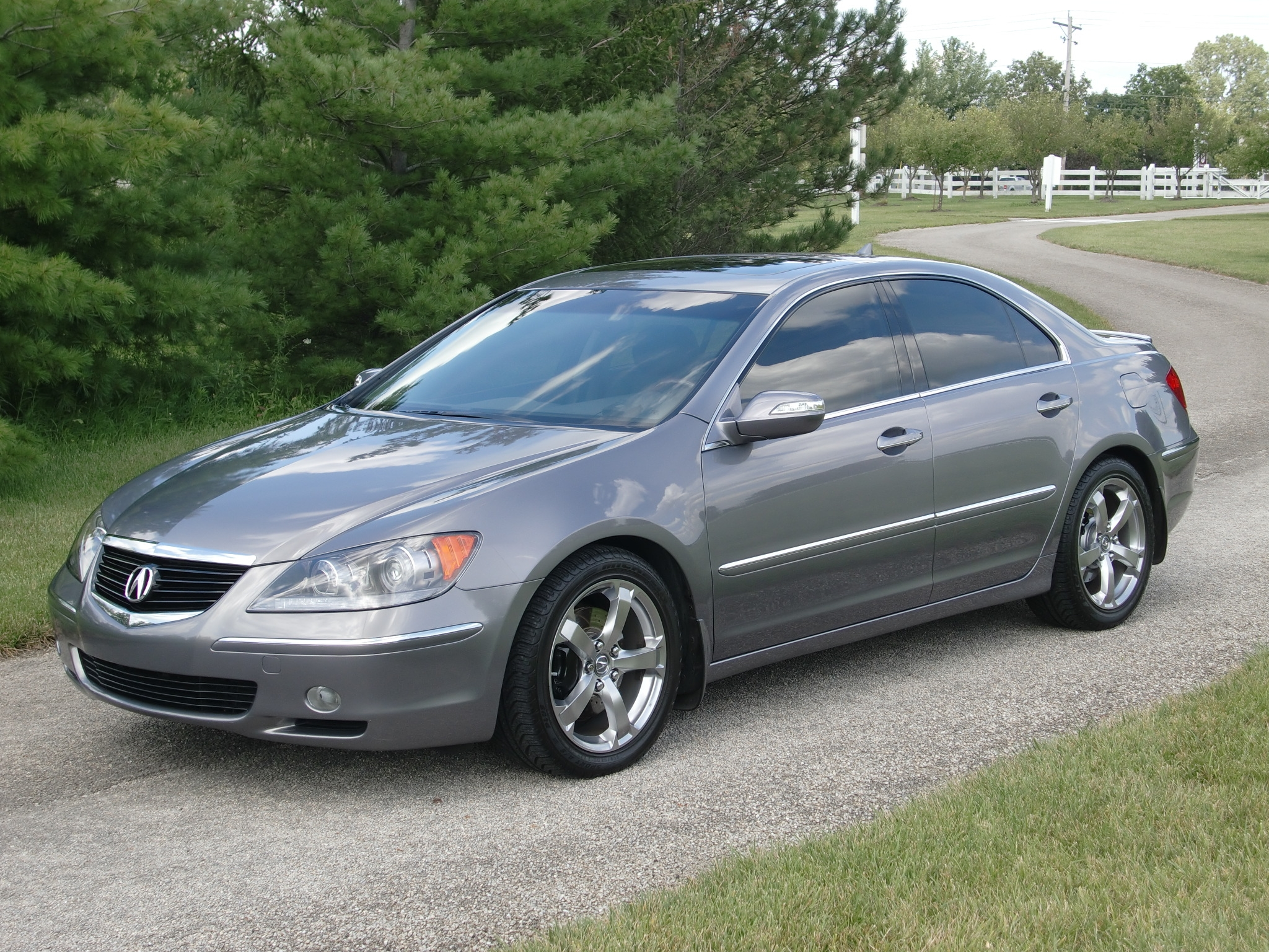 2006 Acura Rl Photos Informations Articles Wiring Diagram For 1997 6