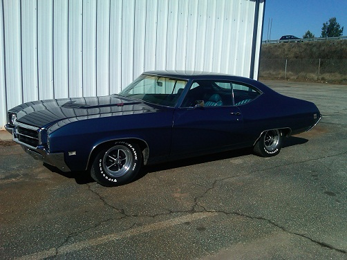 1969 Buick GS #16