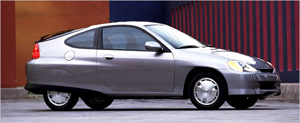 2000 Honda Insight #5