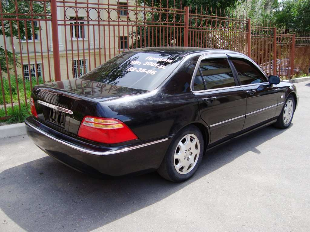1999 Honda Legend #5