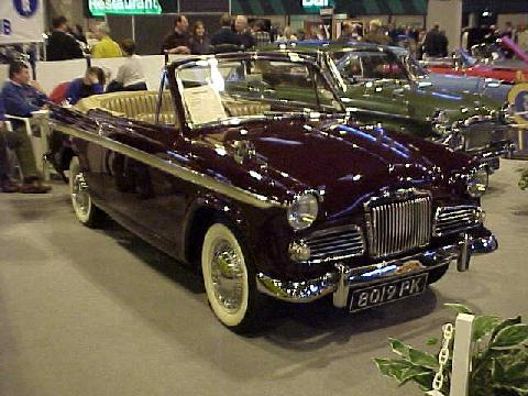 1959 Sunbeam Rapier #12