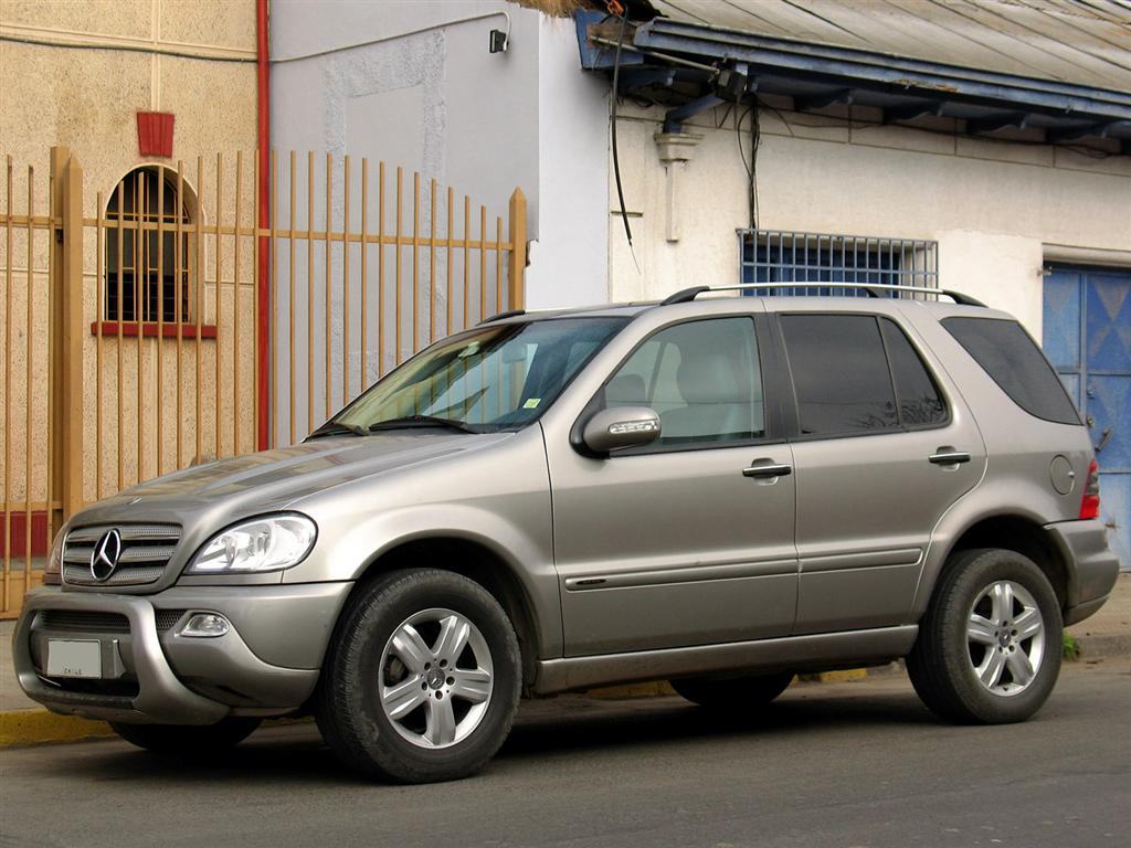 2005 Mercedes-Benz ML #3