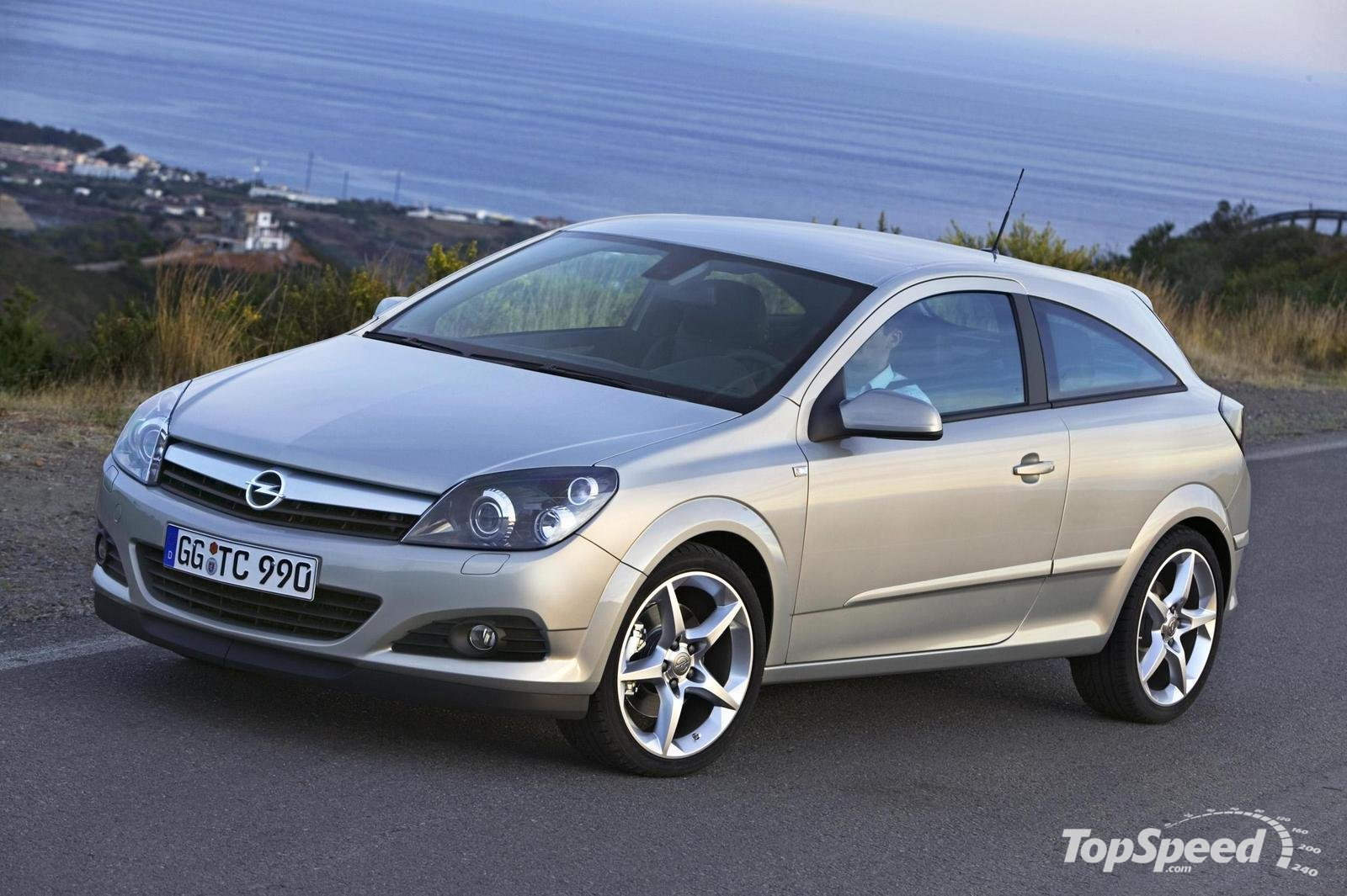 2007 opel astra photos informations articles. Black Bedroom Furniture Sets. Home Design Ideas
