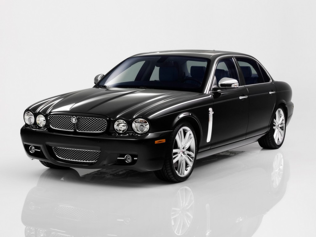 2007 Jaguar Xj-series #9