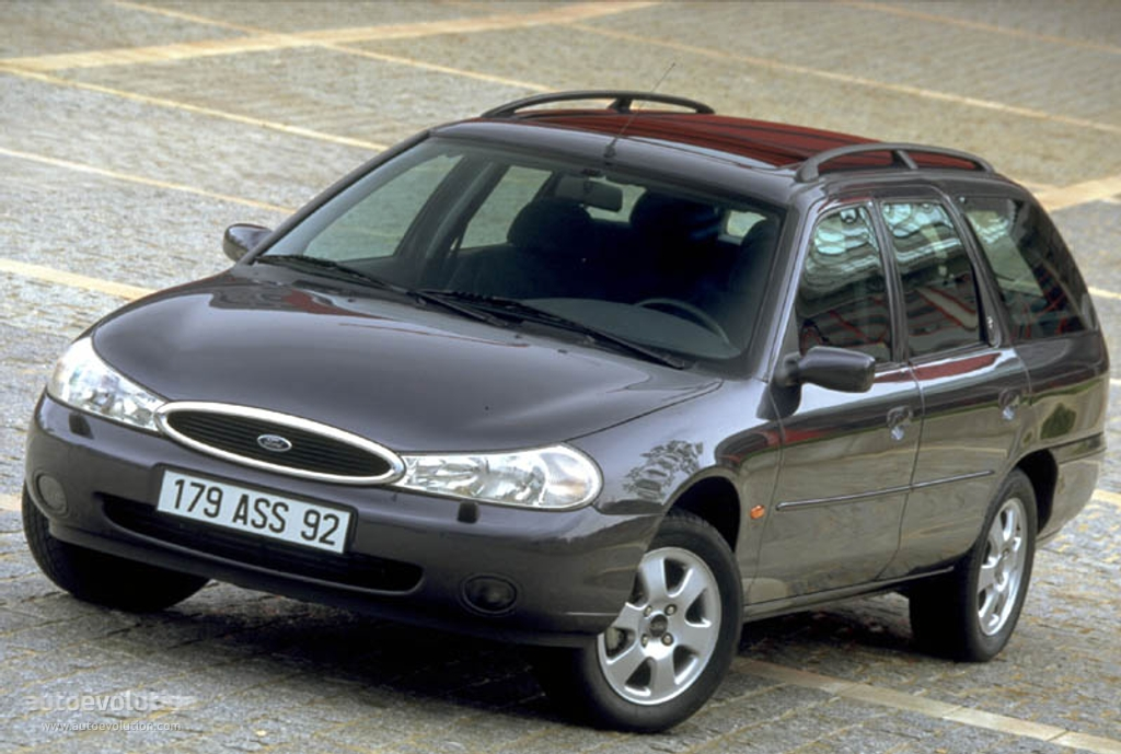 2000 Ford Mondeo #7