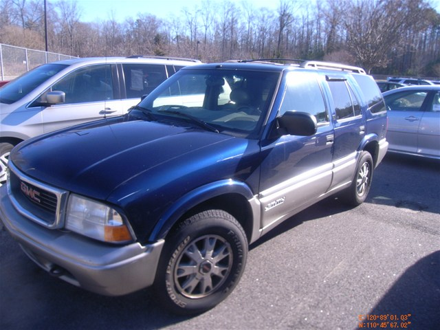 1999 GMC Jimmy #14