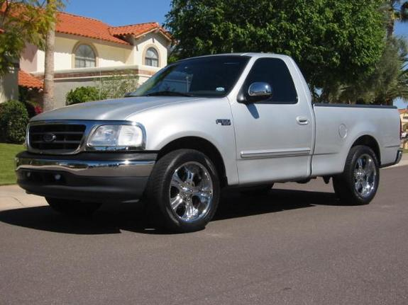 2000 Ford F-150 #11
