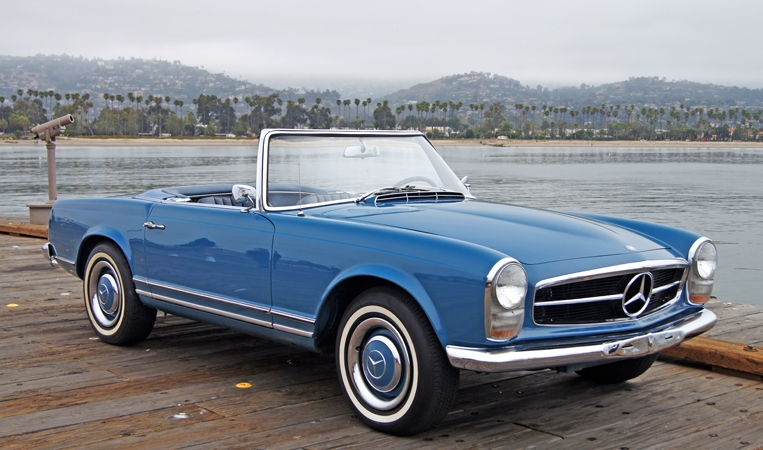 1966 Mercedes-Benz SL #3