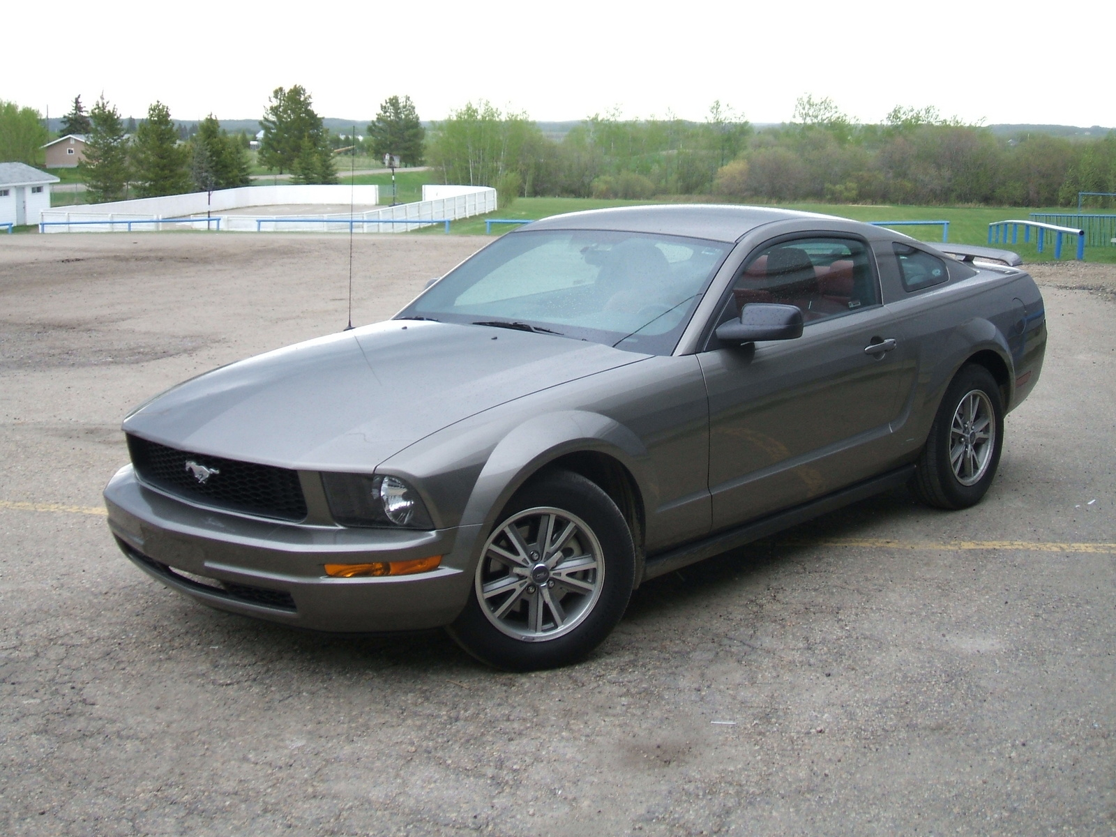 2005 Ford Mustang #6