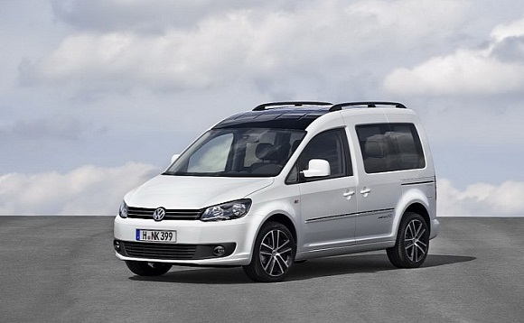 2012 Volkswagen Caddy #1