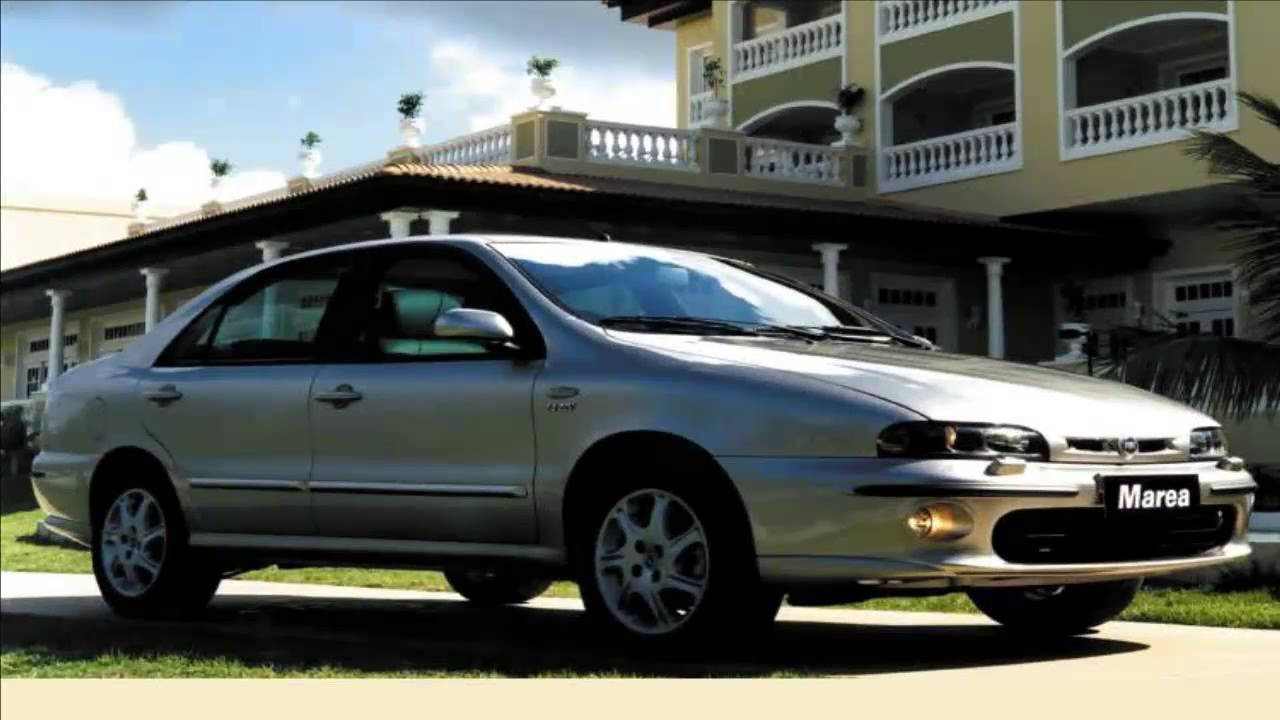 2005 Fiat Marea Weekend #13
