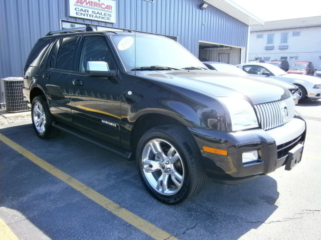 2009 Mercury Mountaineer #15
